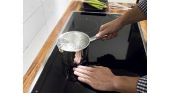 Cách lắp đặt bếp từ âm