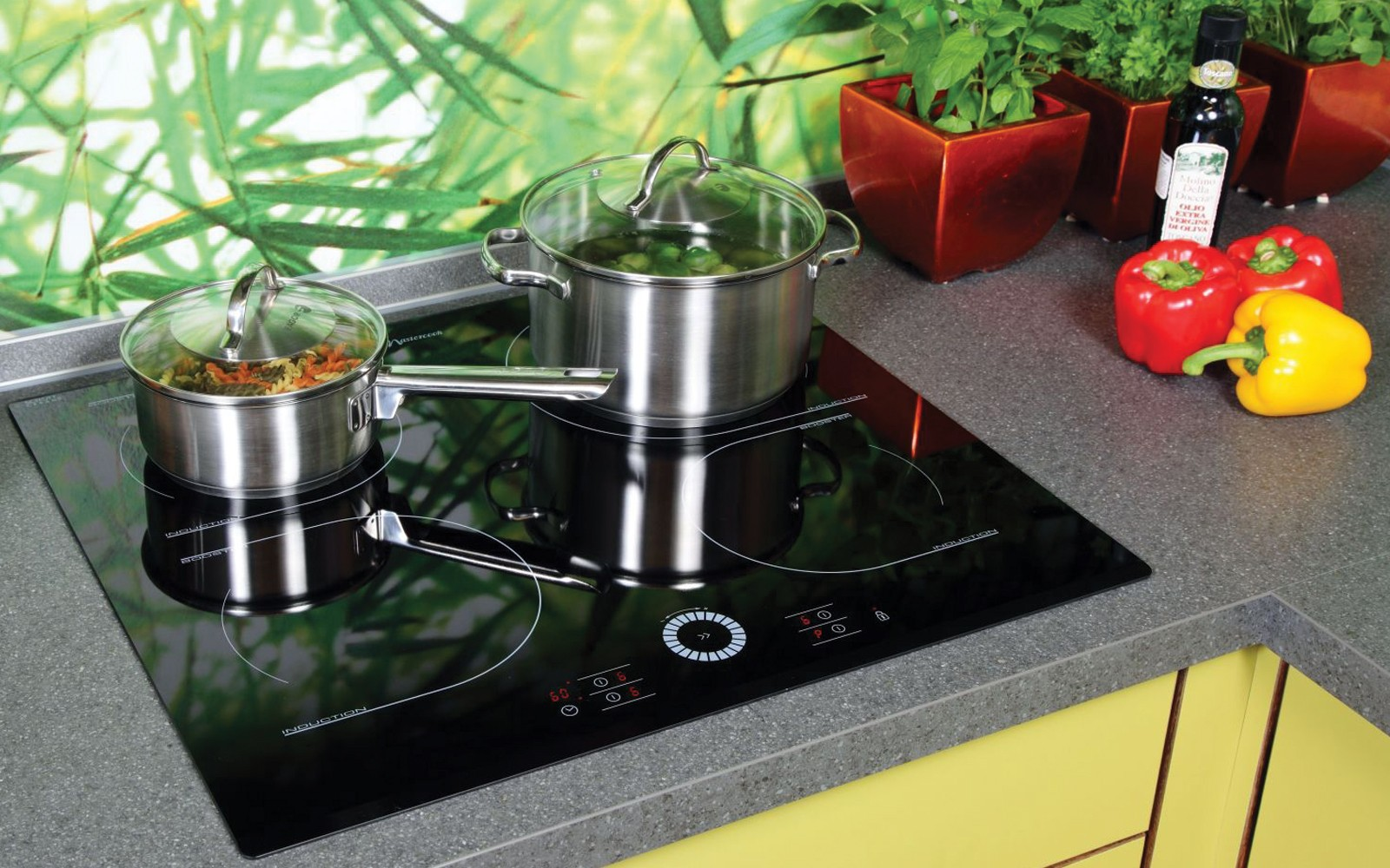 Những lưu ý khi sử dụng bếp từ 4 vùng nấu?